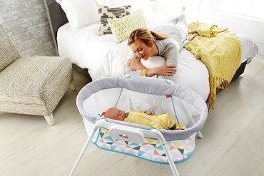 The 10 Best Baby Bassinets in 2018- Reviews of the Top 10 Baby Bassinets