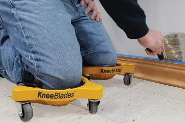 flooring knee pads with wheels