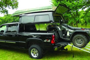 TopperEZLift Truck Topper: Turn Your Truck into a Camper