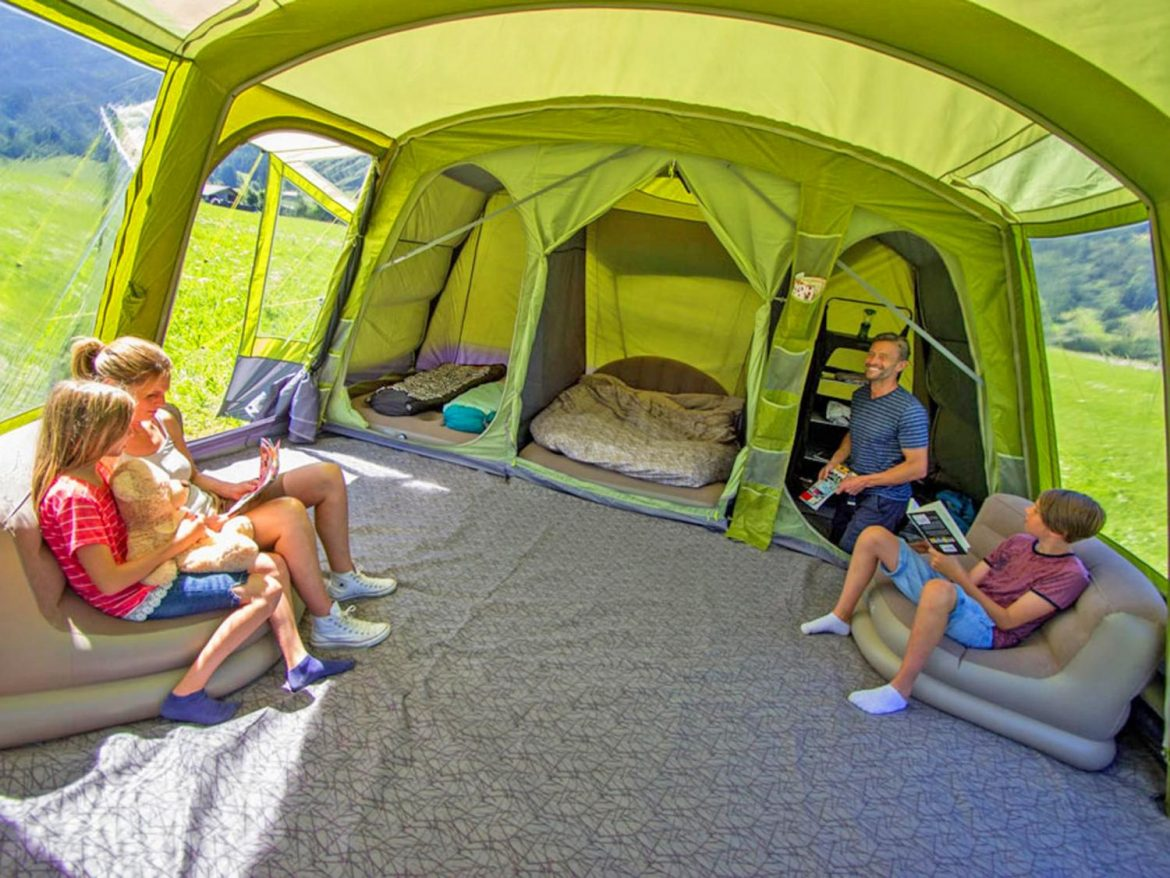 Giant Camping tents