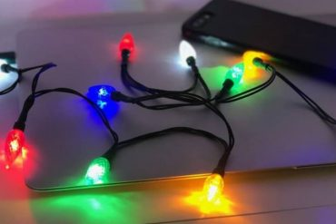 This Christmas Lights Charging Cable Will Boost Up Your Christmas Excitement