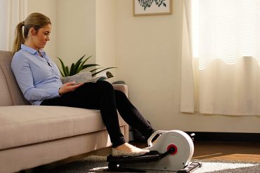 Become A More Healthier Version Of You With Underdesk Elliptical Machine