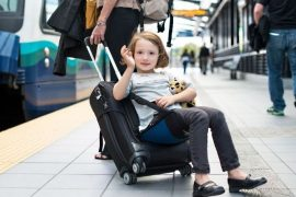 lugabug travel child seat