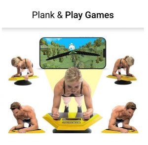 stealth core trainer plank