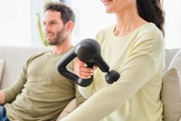 Theragun: This Massage Gun Will Relax You Up After A Workout