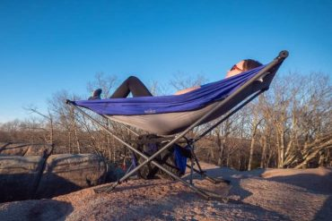 The Best Portable Folding Hammock That Sets Up Anywhere