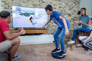 BoBo Core Trainer Balance Board- Turn Your Core Training into a Fully Interactive Game