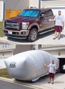 Best-Inflatable-Car-Protector-Cover